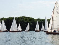 Holzboot-Treff 2015