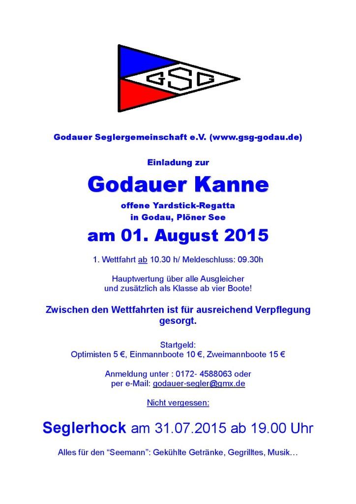 Godauer Kanne 2015